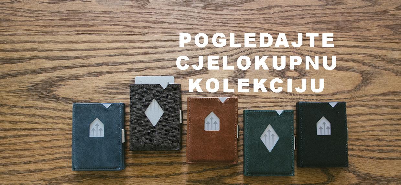 kolekcija novčanika